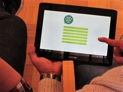 """Auszubildende der Emschergenossenschaft/Lippevernd absolvieren die App """"WhatsAlk"""""""