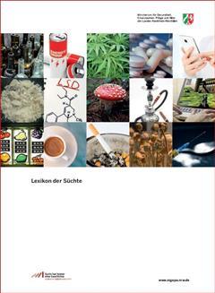 Titelbild Lexikon der Süchte
