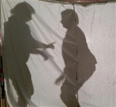 Schattentheater als Methode aus der Theaterarbeit
