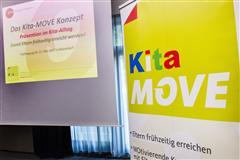 Kita-MOVE - Eltern frühzeitig erreichen