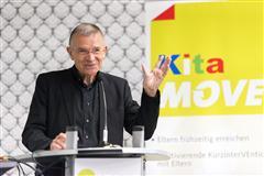 Prof. Dr. Klaus Hurrelmann, Fachtagung Kita-MOVE 2017