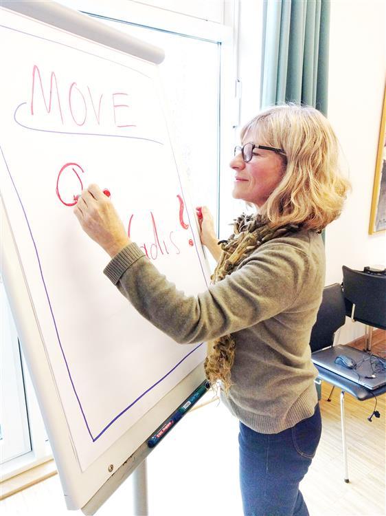 """Workshop """"MOVE - quo vadis"""""""